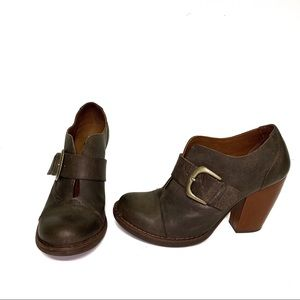 Korks by Kork Ease Ankle Booties